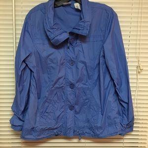 Kim Rogers Wind Breaker Jacket